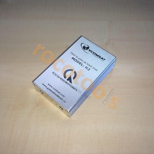Aluminium Gehäuse mit Aufdruck
